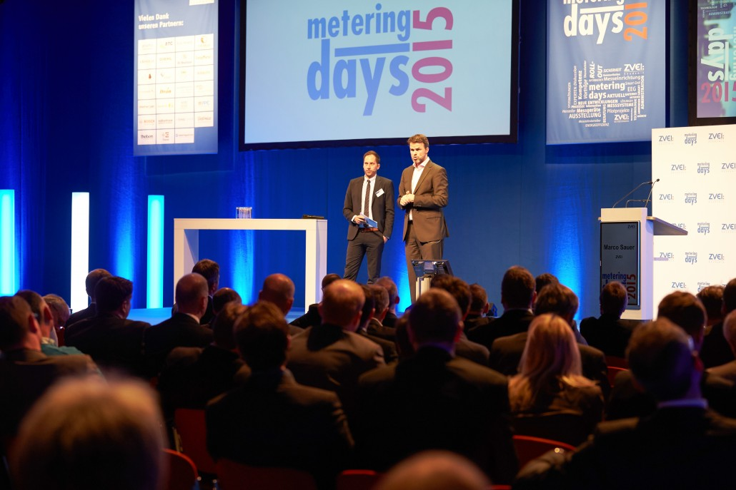 Smart Metering Days 2015 Moderation