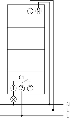 TR 610 top3 Connection example