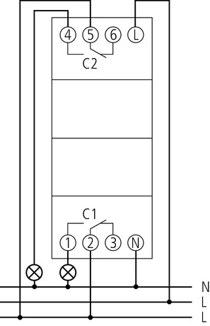 TR 612 top3 Connection example